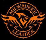 MILWAUKEE LEATHER Coat/Jacket LEATHER COAT
